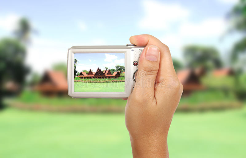 Download Take a photography stock photo. Image of background, thai - 21489124