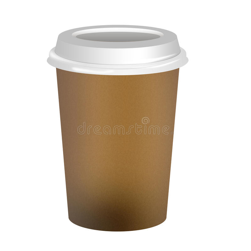Takeaway Coffee Cup Stock Photos