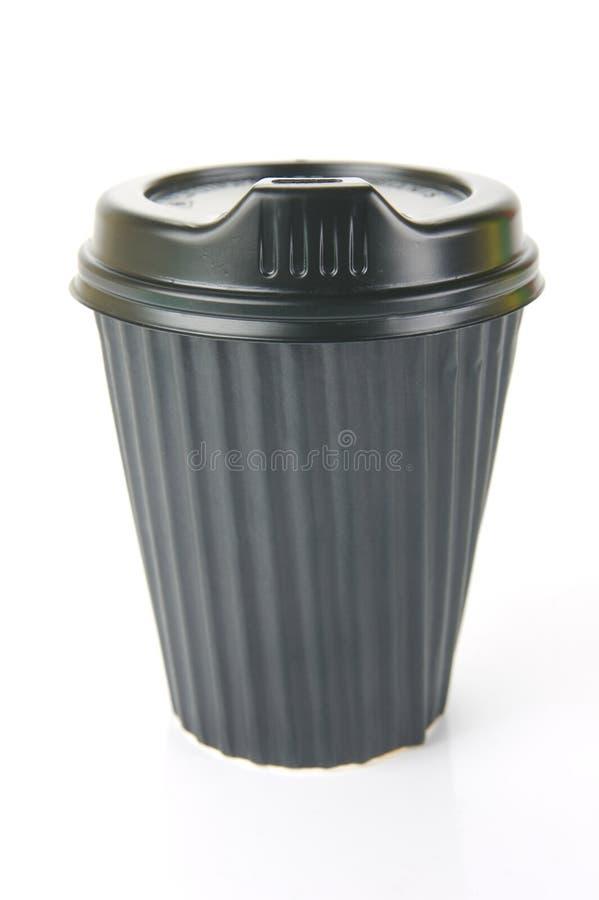 takeaway kaffekoppar royaltyfri foto
