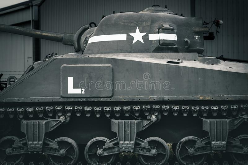 Army Tank royalty free stock images