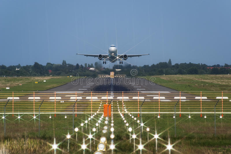Takeoff Of Stock Photos