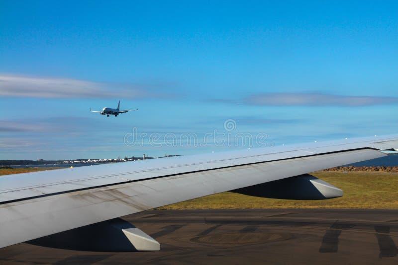 Takeoff stock image