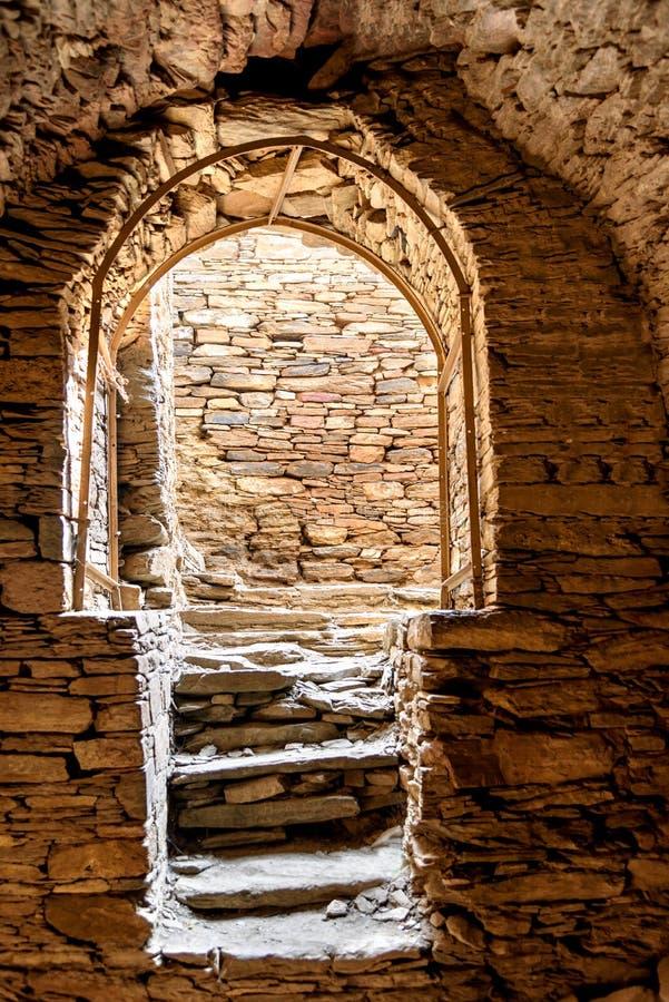 Takht-I-Bahi Klooster Pakistan stock afbeelding