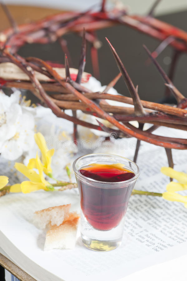 Download Taking Communion stock image. Image of grace, blood, holy - 24158163