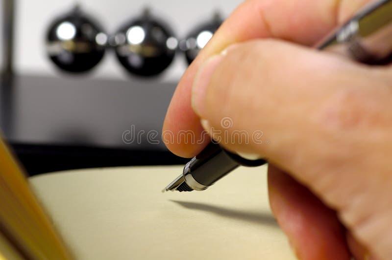 Download Taking Notes stock image. Image of homework, correspondance - 113189