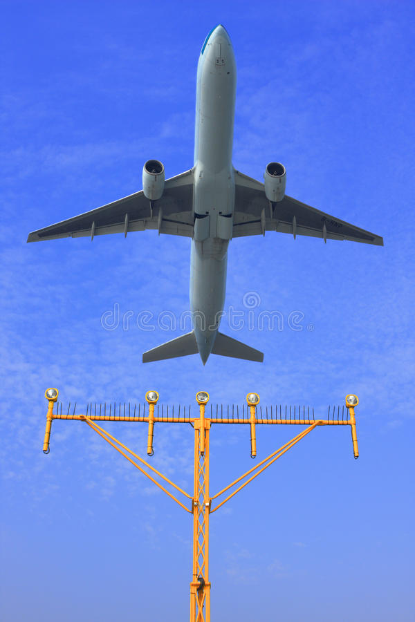 Download Taking Off Royalty Free Stock Photography - Image: 9692687