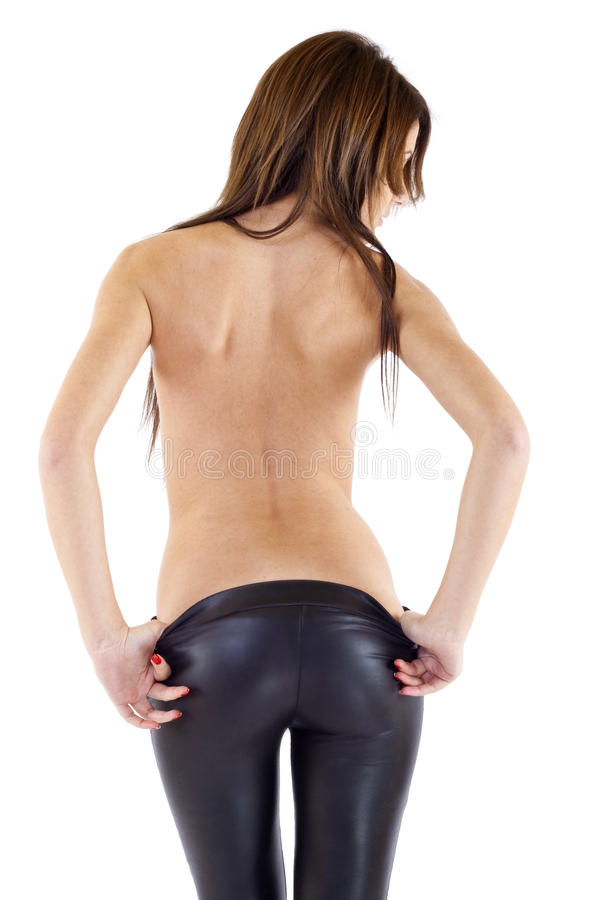Free Taking The Pants Off Stock Photos - 13495423