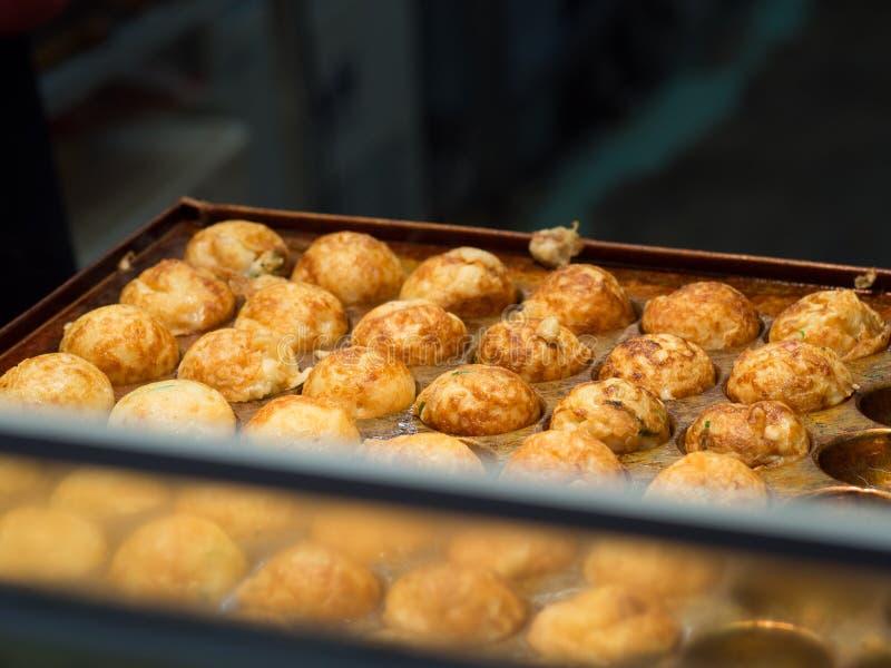 Takoyaki arkivfoto