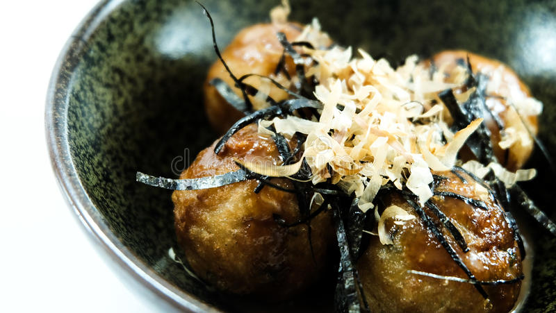 Takoyaki στοκ εικόνες με δικαίωμα ελεύθερης χρήσης
