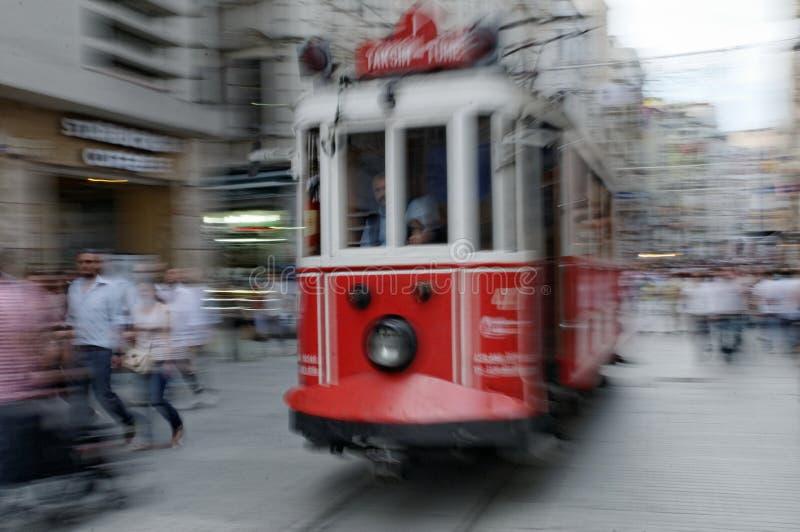 Taksim, Istanboel royalty-vrije stock afbeeldingen