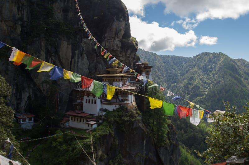 Taktsang monaster zdjęcie stock