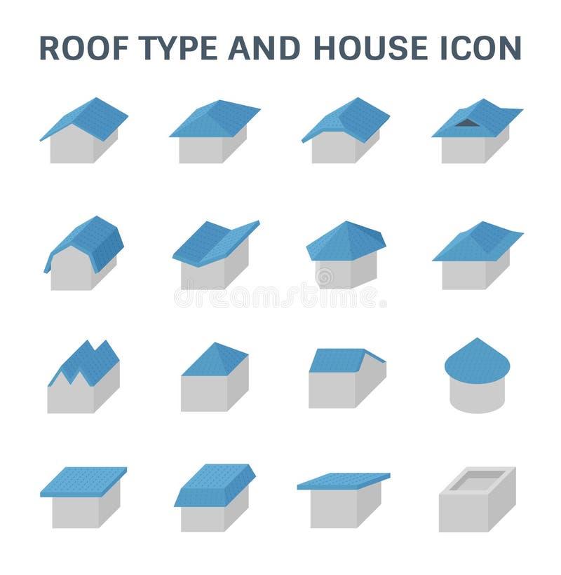 Taktypsymbol vektor illustrationer