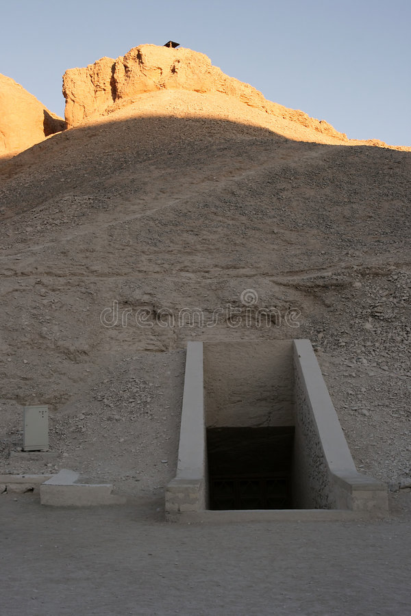 Tal der Könige (Ägypten) lizenzfreie stockfotos