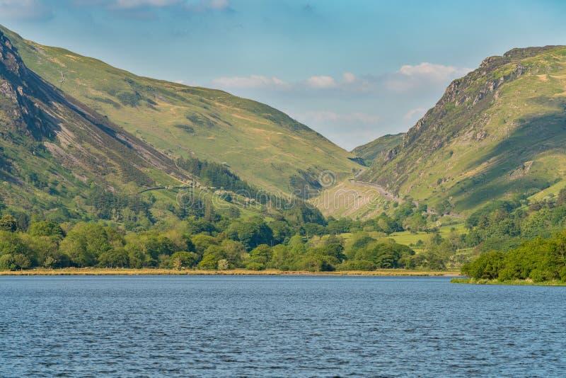 Tal-y-Llyn, Gales, Reino Unido foto de stock royalty free