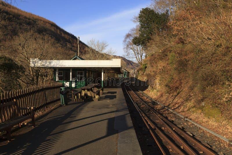 Tal Y Llyn Railway imagens de stock royalty free