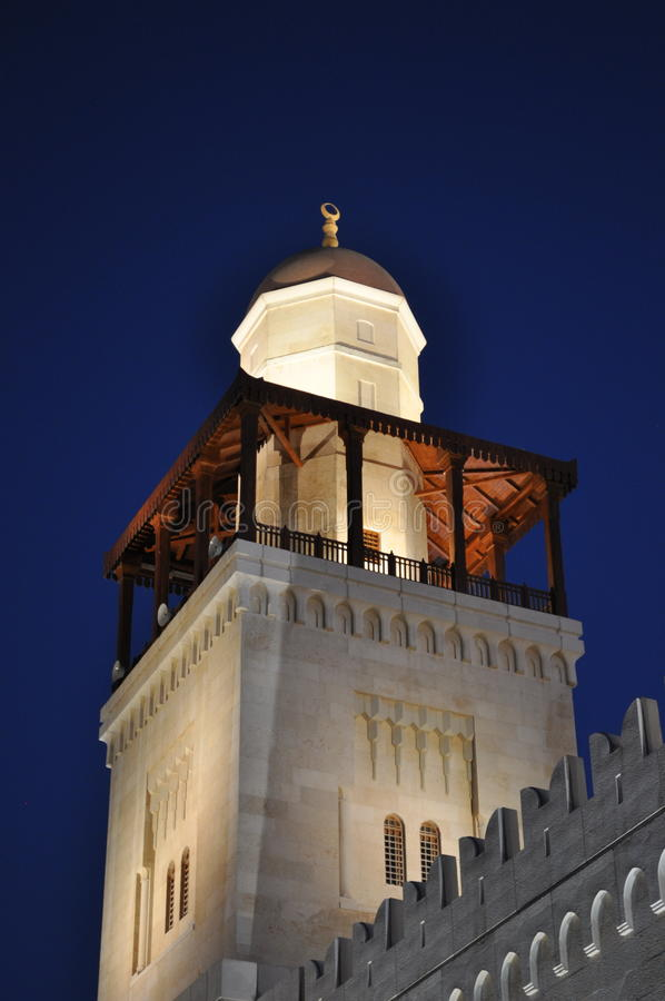 TALA μουσουλμανικών τεμενών στοκ φωτογραφίες