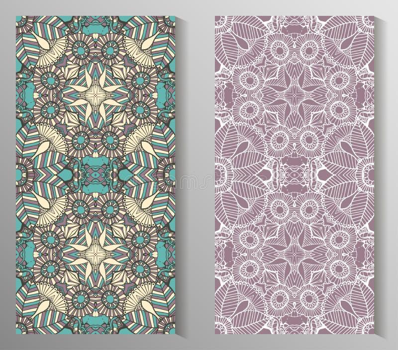 Talavera stylisé mexicain couvre de tuiles le modèle sans couture Fond pour la conception et la mode Modèles arabes et indiens illustration de vecteur