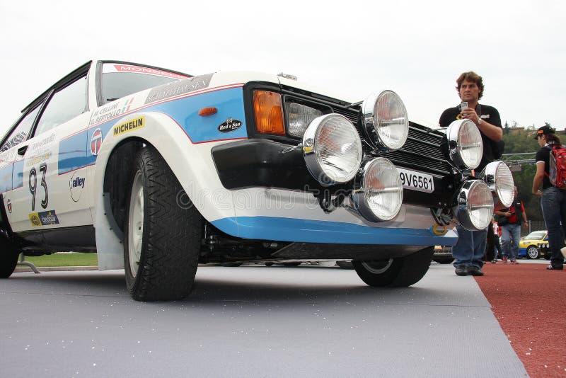 Talbot Lotus-Rennwagen lizenzfreies stockfoto