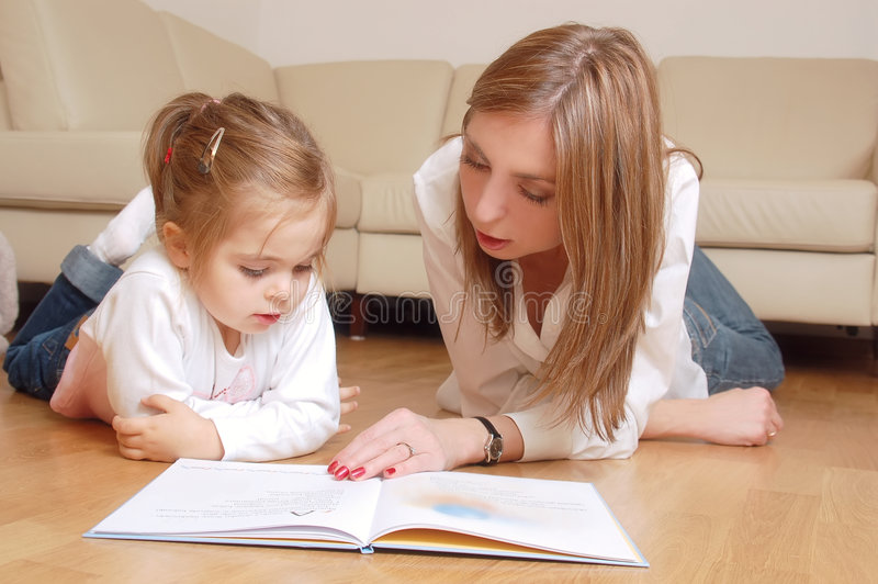 Download Tale Story Reading Royalty Free Stock Image - Image: 2680986