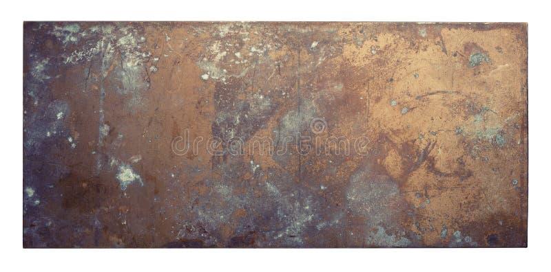 talerz metalu refleksje konsystencja fotografia stock
