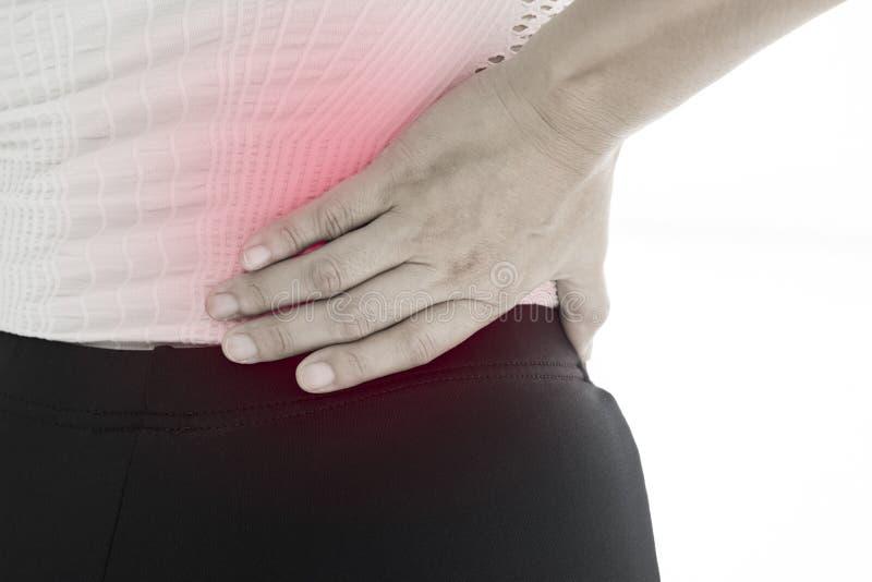 Talii obolałość (mięśnia ból) zdjęcia stock