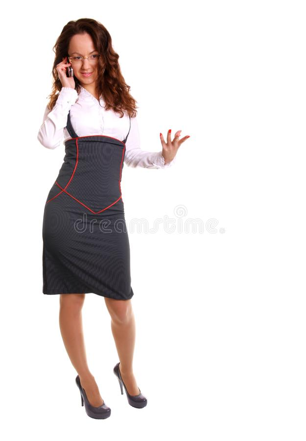 Download Talk stock image. Image of office, mobile, occupation - 8027271