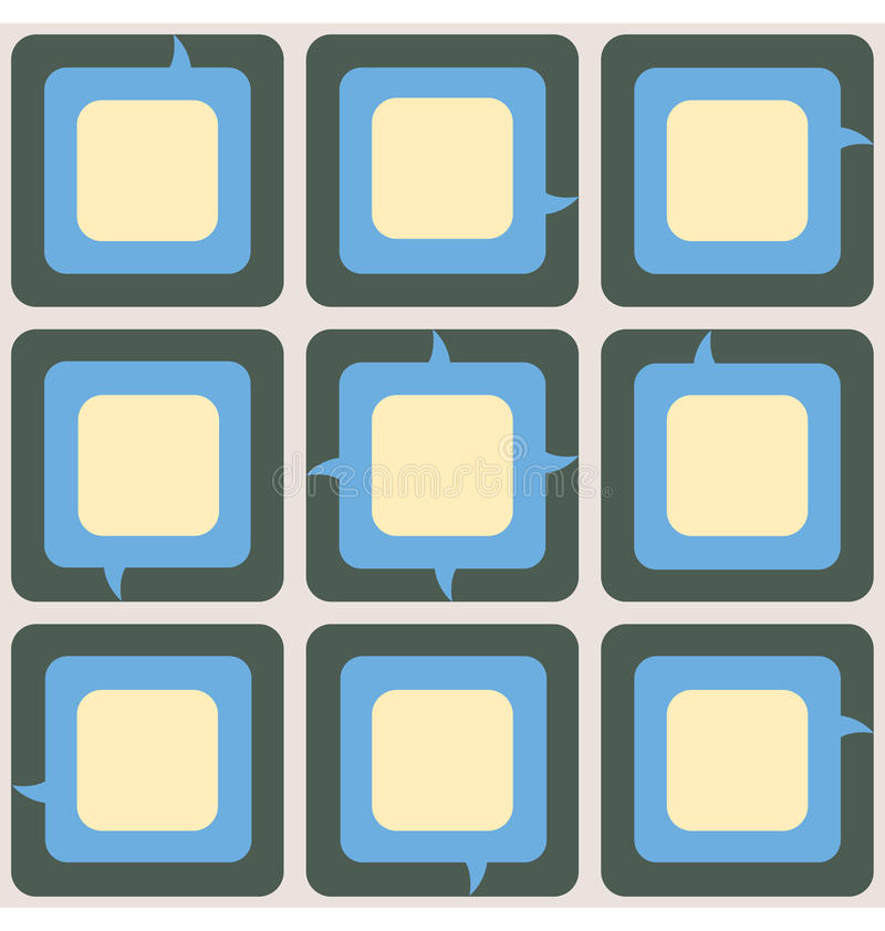 Download Talk Box Pattern stock vector. Image of dialogue, background - 19472199