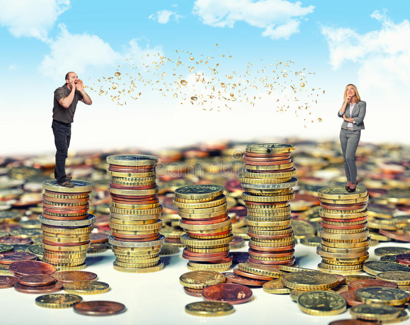 Download We talk about money stock photo. Image of money, businesswoman - 27945264