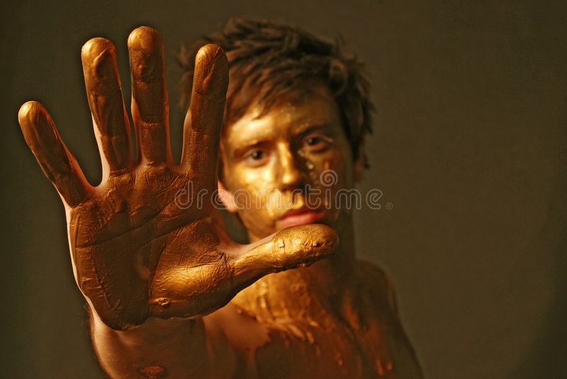 Download Talk To The Hand Stock Photography - Image: 2312082