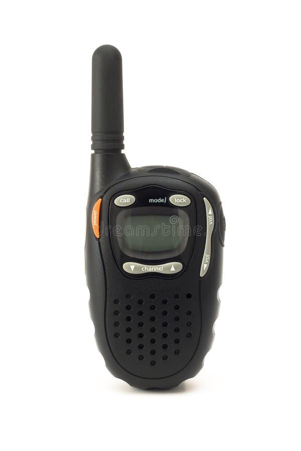 Talkie-walkie photo libre de droits