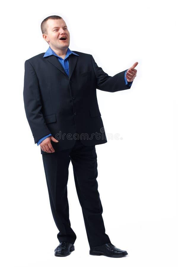 Download Talking Businessman. Stock Images - Image: 19778444