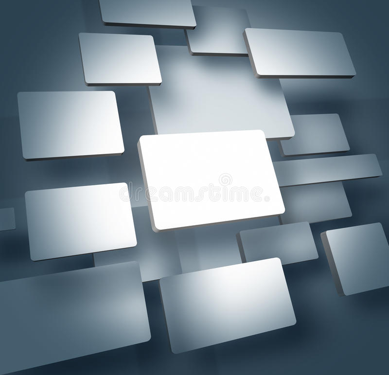 Download Talking Message Bubbles stock illustration. Illustration of symbol - 25029305