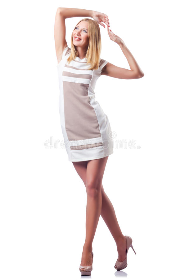 Download Tall attractive woman stock image. Image of elegance - 28298067