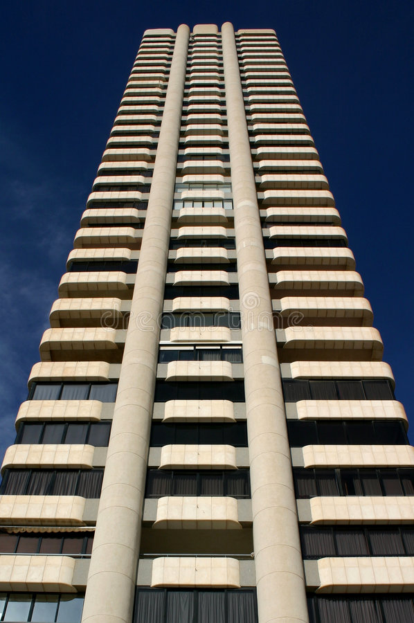 Tall building royalty free stock photo