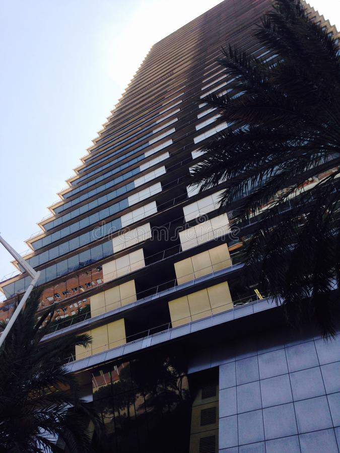 Tall building royalty free stock images