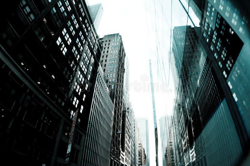 Tall Buildings New York City