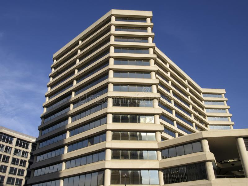 Tall Chevy Chase Building royalty free stock photos