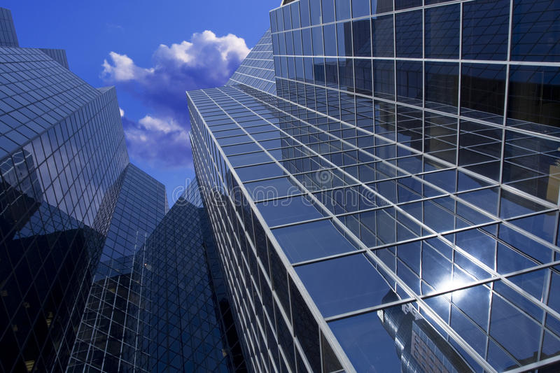 Download Tall glass building stock image. Image of cityscape, success - 10044461