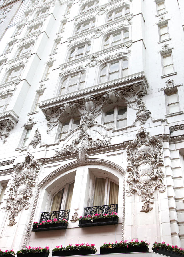 Tall historic building royalty free stock images