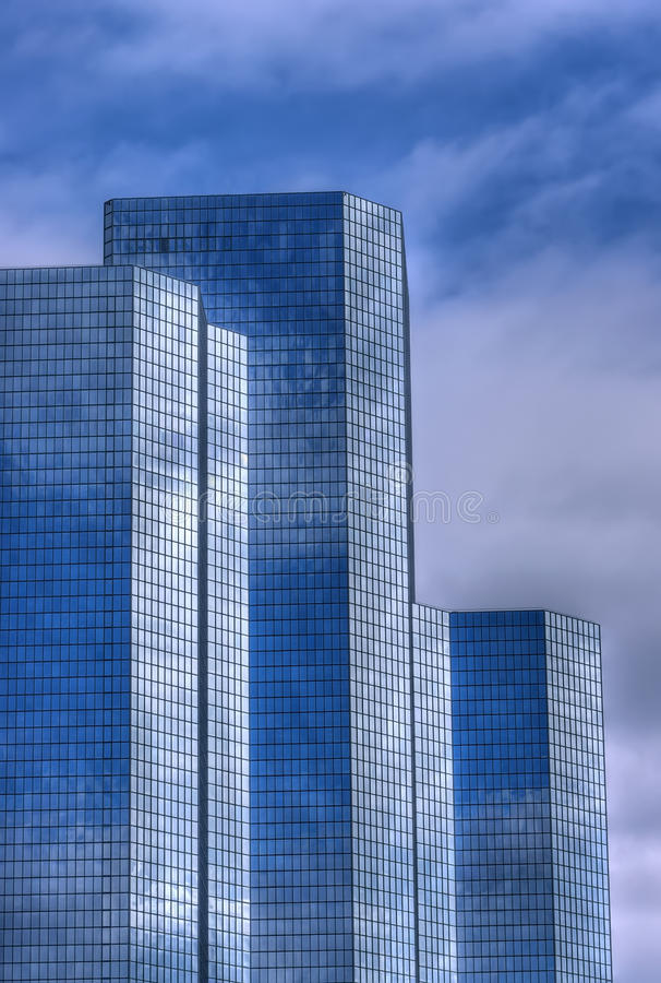Modern Buildings Royalty Free Stock Images