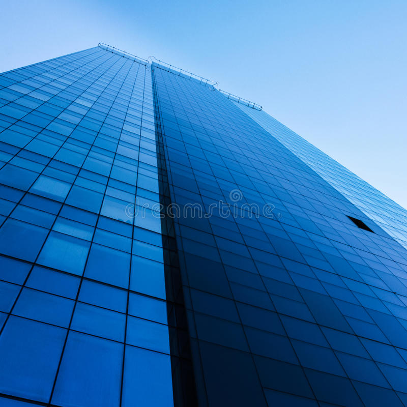 Download Tall modern office stock photo. Image of district, finance - 23990568