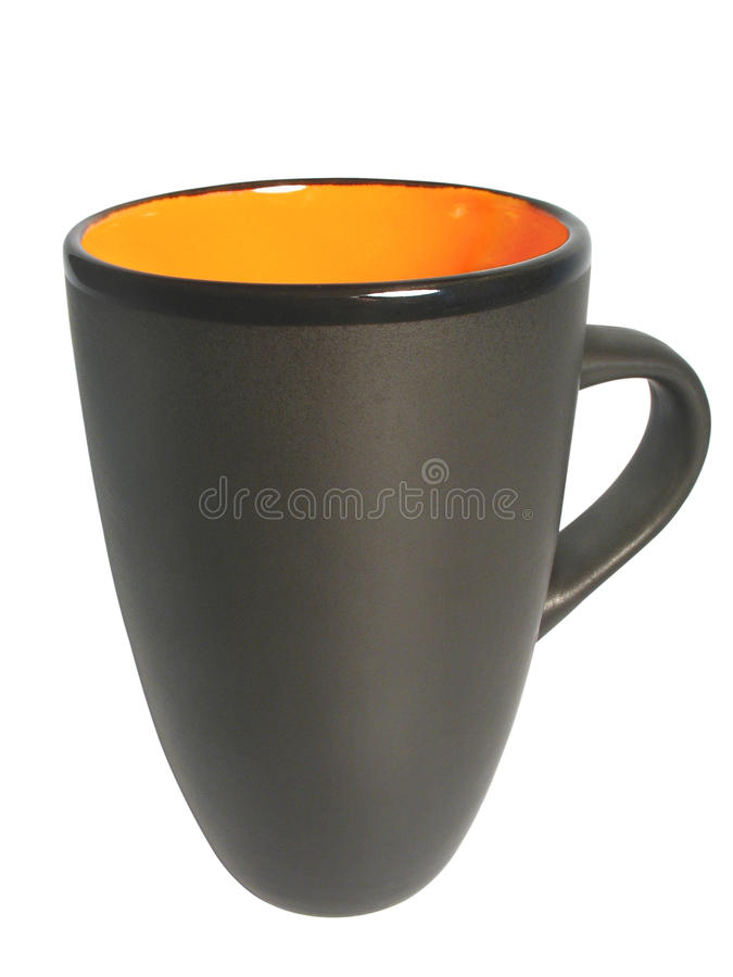Tall mug royalty free stock images