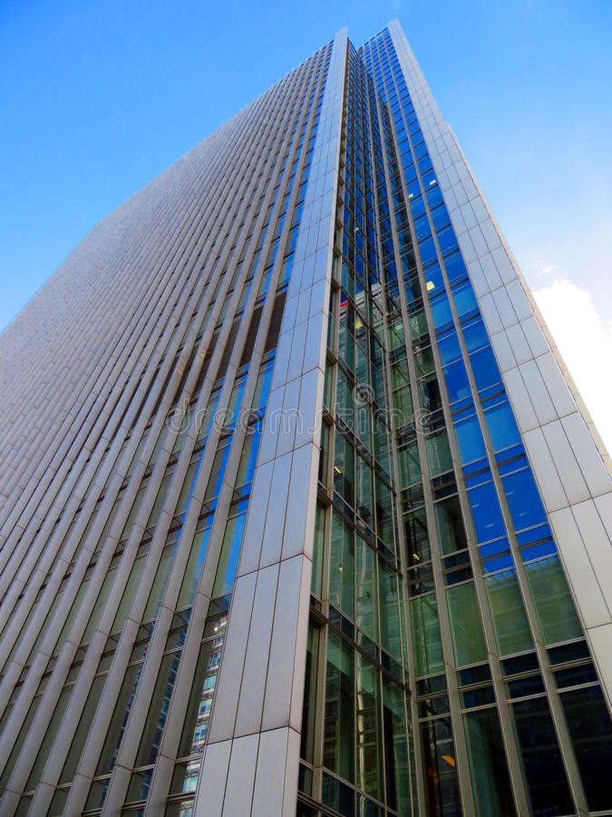 Tall office building. royalty free stock photos