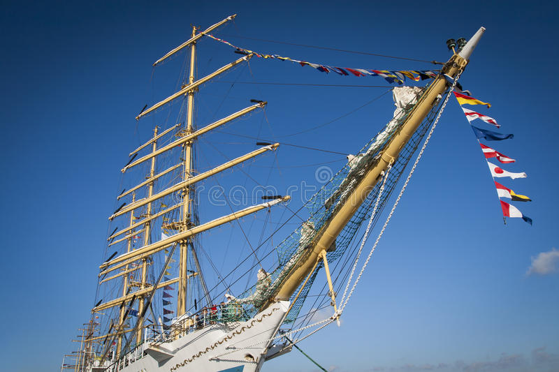 Download Tall ship stock photo. Image of festivel, sailing, journey - 26155766