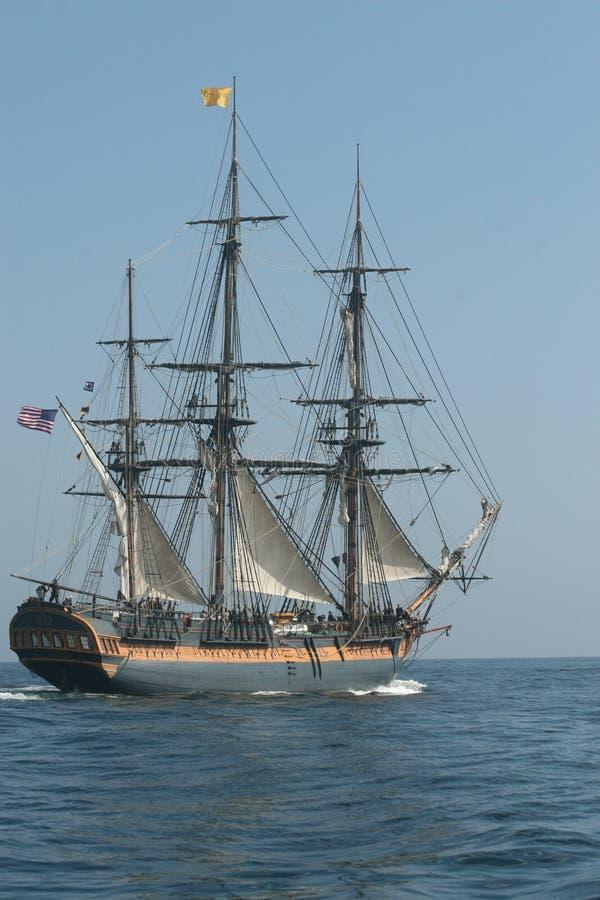 Free Tall Ship 6616 Royalty Free Stock Image - 15819606