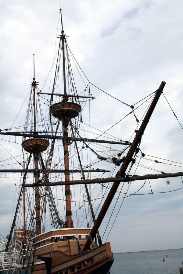 Free Tall Ship Royalty Free Stock Photo - 686075
