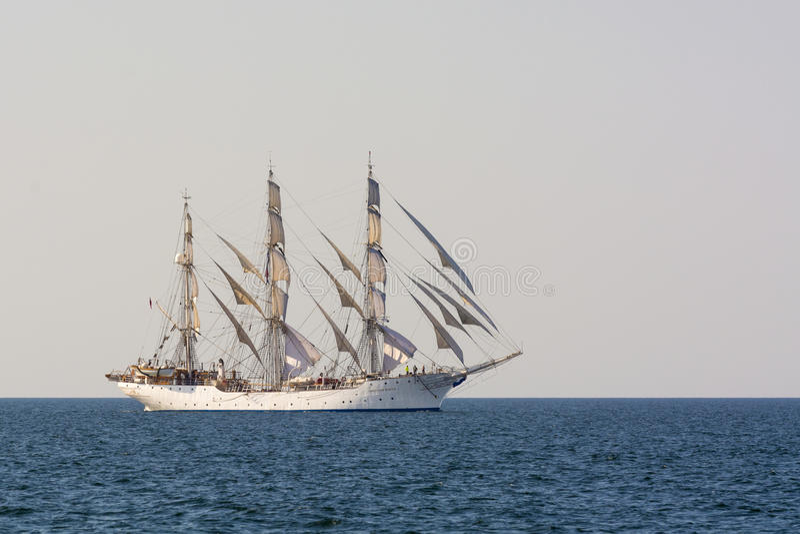 Download Tall Ship Christian Radich Sailing Editorial Stock Photo - Image: 33084998