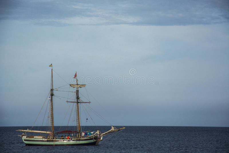 Tall ship royalty free stock photos