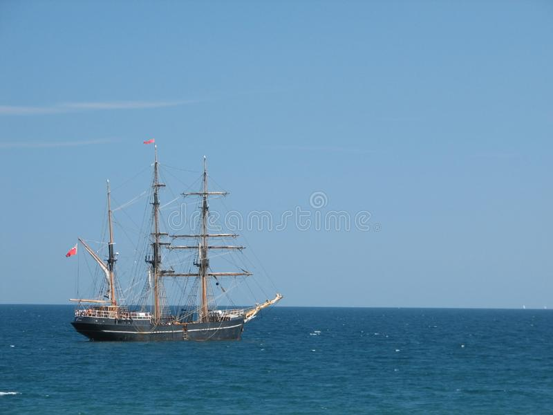 Download Tall ships stock photo. Image of ships, boat, water, coast - 1106236