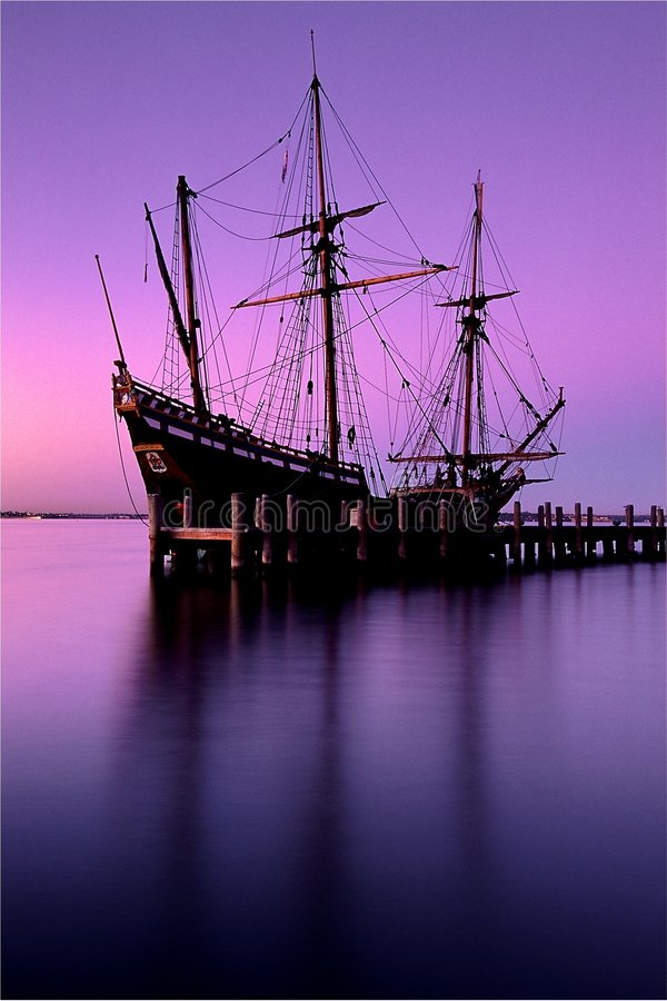 Free Tall Ships Royalty Free Stock Photography - 7227587